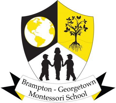 Brampton Georgetown Montessori School logo